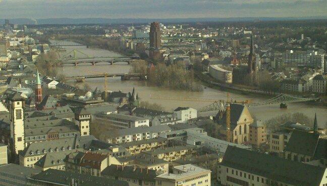 Frankfurt im Main - Immer eine Bootsreise wert