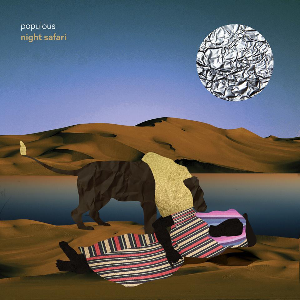 Populous - Night Safari cover